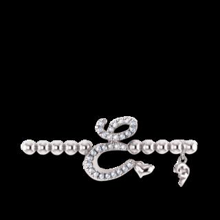 Capolavoro Armband mit Anhänger Poesia Flessibile Buchstabe E AB8BRW00300.E.INNEN.17