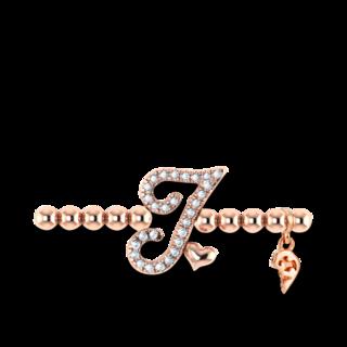 Capolavoro Armband mit Anhänger Poesia Flessibile Buchstabe I AB9BRW00300.I.INNEN.17