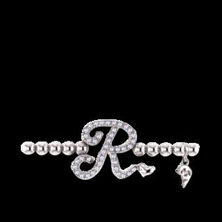 Capolavoro Armband mit Anhänger Poesia Flessibile Buchstabe R AB8BRW00300.R.INNEN.17