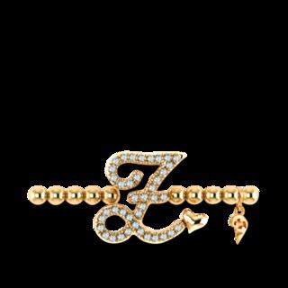 Capolavoro Armband mit Anhänger Poesia Flessibile Buchstabe Z AB7BRW00300.Z.INNEN.17