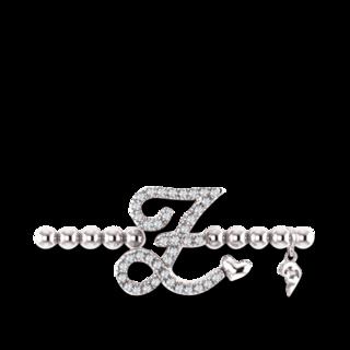 Capolavoro Armband mit Anhänger Poesia Flessibile Buchstabe Z AB8BRW00300.Z.INNEN.17