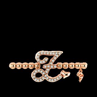 Capolavoro Armband mit Anhänger Poesia Flessibile Buchstabe Z AB9BRW00300.Z.INNEN.17