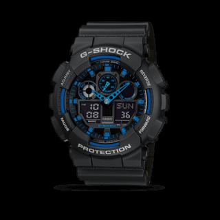 Casio Herrenuhr G-Shock Basis GA-100-1A2ER