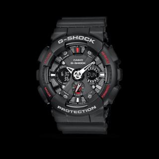 Casio Herrenuhr Casio G-Shock Quarz GA-120-1AER