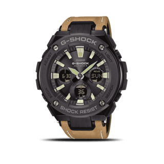 Casio Herrenuhr G-Shock Quarz 59mm GST-W120L-1BER
