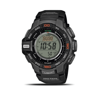 Casio Herrenuhr Pro Trek Solar Longs Peak PRG-270-1ER