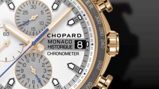 Chopard Grand Prix de Monaco Historique Chrono