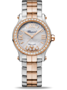 Chopard Happy Sport Mini Automatik 30mm 2019