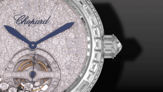 Chopard Happy Sport Tourbillon 42mm