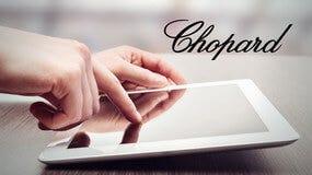 Chopard Newsletter abonnieren