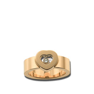 Chopard Ring Happy Diamonds Icons Heart 822897-0110