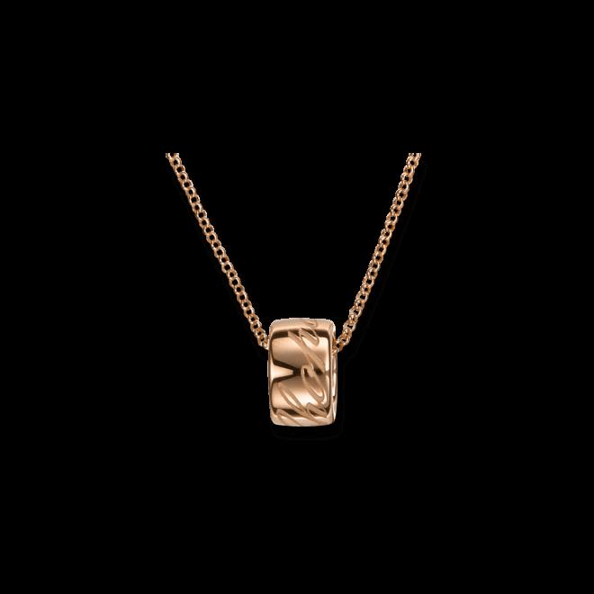 Halskette mit Anhänger Chopard Chopardissimo aus 750 Roségold