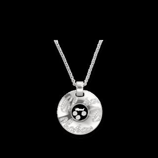 Chopard Halskette mit Anhänger Chopardissimo 797760-1001