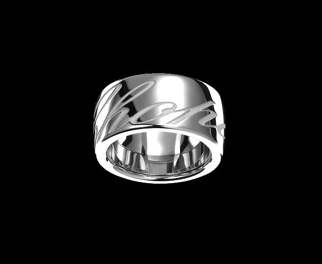 Ring Chopard Chopardissimo aus 750 Weißgold bei Brogle