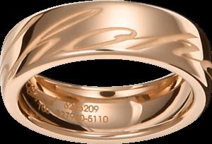 Ring Chopard Chopardissimo aus 750 Roségold