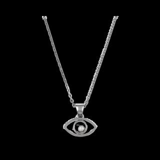 Chopard Halskette mit Anhänger Auge 797863-1001