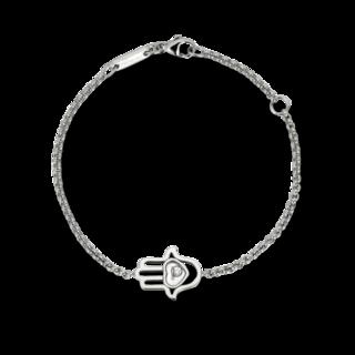 Chopard Armband Happy Diamonds Good Luck Charms 857864-1001