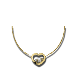 Chopard Halskette Happy Diamonds 81A611-0001