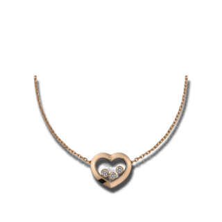 Chopard Halskette Happy Diamonds 81A611-5001