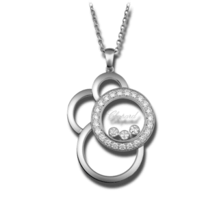 Chopard Halskette mit Anhänger Happy Dreams 799769-1002