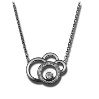 Chopard Halskette mit Anhänger Happy Dreams 819769-1002