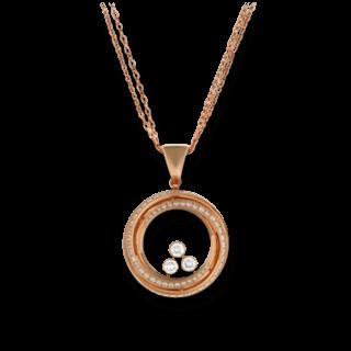 Chopard Halskette mit Anhänger Happy Emotions 799217-5003