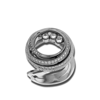 Chopard Ring Happy Emotions 829217-1039+