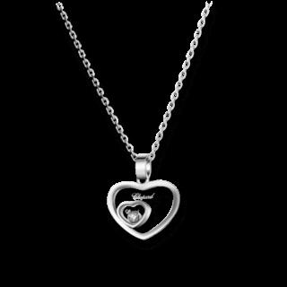 Chopard Halskette mit Anhänger Happy Hearts 797482-1001