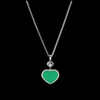 Chopard Halskette mit Anhänger Happy Hearts 797482-1101