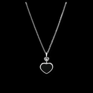 Chopard Halskette mit Anhänger Happy Hearts 797482-1201