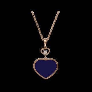 Chopard Halskette mit Anhänger Happy Hearts 797482-5501