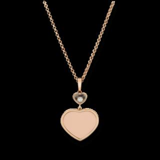 Chopard Halskette mit Anhänger Happy Hearts 797482-5601