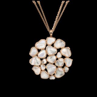 Chopard Halskette mit Anhänger Happy Hearts 79A493-5301
