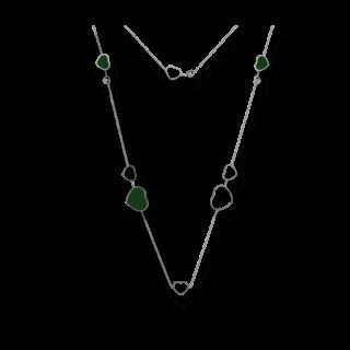 Chopard Halskette mit Anhänger Happy Hearts 817482-1101