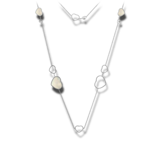 Chopard Halskette mit Anhänger Happy Hearts 817482-1301