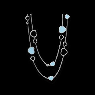 Chopard Halskette mit Anhänger Happy Hearts 817482-1401
