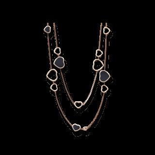 Chopard Halskette mit Anhänger Happy Hearts 817482-5201