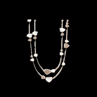 Chopard Halskette mit Anhänger Happy Hearts 817482-5306