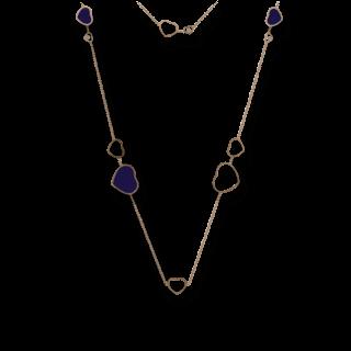 Chopard Halskette mit Anhänger Happy Hearts 817482-5501