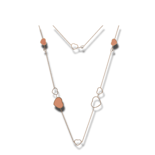 Chopard Halskette mit Anhänger Happy Hearts 817482-5601