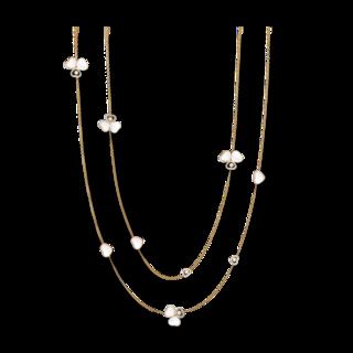 Chopard Halskette mit Anhänger Happy Hearts 81A083-5301