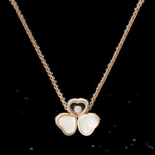 Chopard Halskette mit Anhänger Happy Hearts 81A083-5311