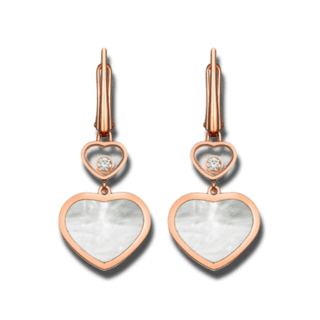 Chopard Ohrhänger Happy Hearts 837482-5310