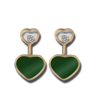 Chopard Ohrstecker Happy Hearts 83A082-5101