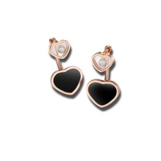 Chopard Ohrstecker Happy Hearts 83A082-5201