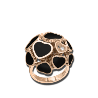 Chopard Ring Happy Hearts 827482-5200+