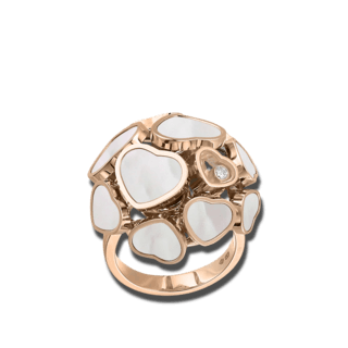 Chopard Ring Happy Hearts 827482-5300+