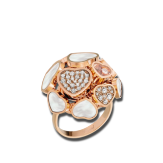 Chopard Ring Happy Hearts 827482-5360+