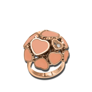 Chopard Ring Happy Hearts 827482-5600+