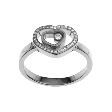 Chopard Ring Happy Hearts 827691-1019+